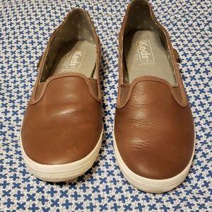 Leather Keds